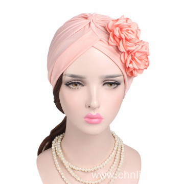hot design hijab muslim turban chemo bandanas hat