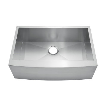 302010S Undermount Hand Made Overlap Sink