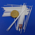 ultra fine thin ZrO2 zirconia machining rods needles