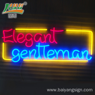 illuminated neon signs design advertising NEON sign