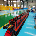 Ridge Cap Color Steeel Roll Forming Machine
