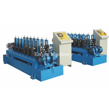 Metal Steel Shutter Box Machine