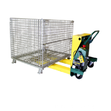 Container tilting system equipment