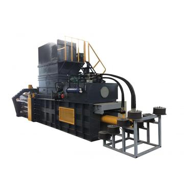 Automatic hydraulic baling machine for carton cardboard