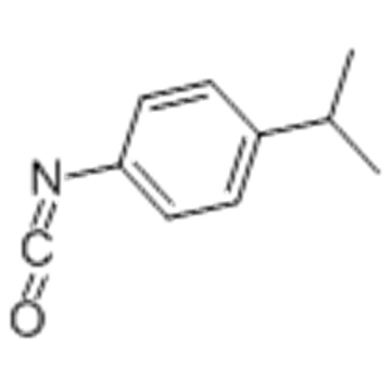 4-Isopropylphenyl isocyanate CAS 31027-31-3