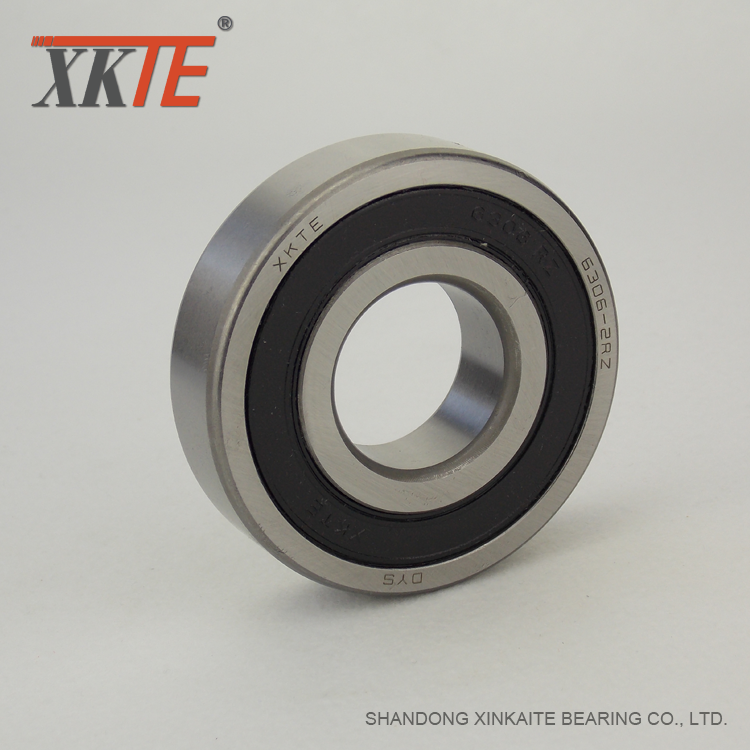 6306 2rz Rubber Seals Bearing