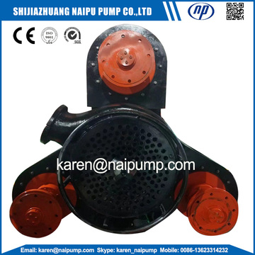 Submersible Slurry Pumps Dredging Channel