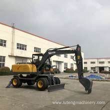 Hot sell 8t excavator for digging