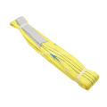 Yellow Webbing Sling For Lifting