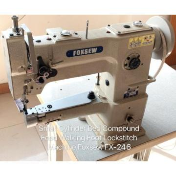 Cylinder Arm Leather Sewing Machine