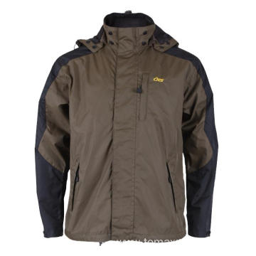 Nylon with PU Coating Storm Jacket