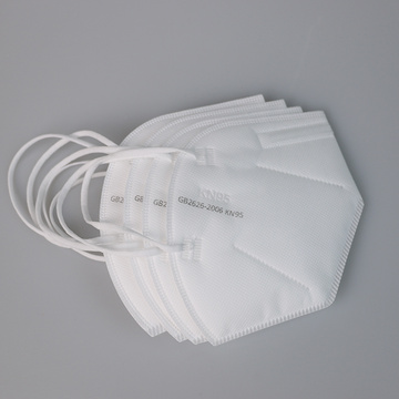 Filtration Face Shield Dust Mask Respirator KN95