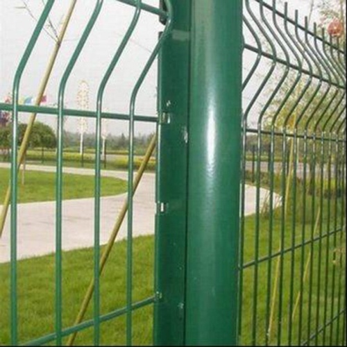 welded 3d wire mesh fence