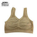 Wholesale Young Women Running Plus Size Sports Bra