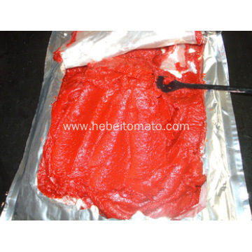 2016 New Crop Tomato Paste with 36-38% Brix