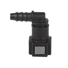 Fuel Quick Connector 7.89(5/16)-ID6-90° SAE