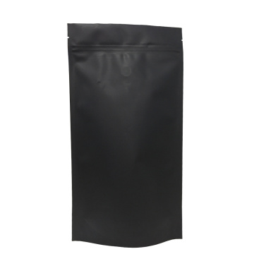 one way valve ziplock coffee bag