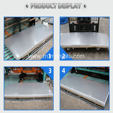 Polymetal composite aluminum sheet for 3C