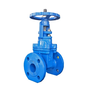Cast Iron Pn10 Pn16 Gate Valve