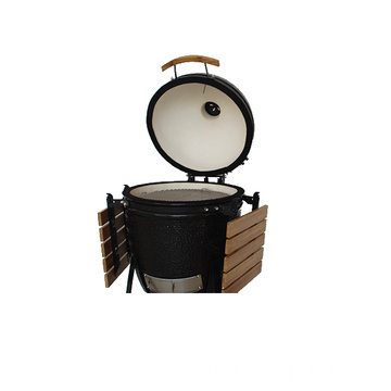 "Outdoor Garden 18""Ceramic Kamado Grill"