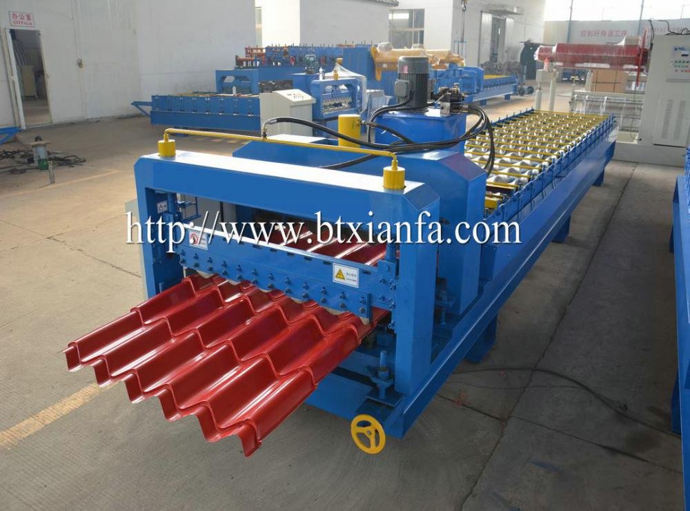 steel forming roll machine 3