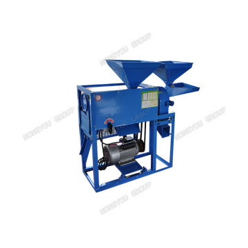 Fully automatic mini mini rice milling machine
