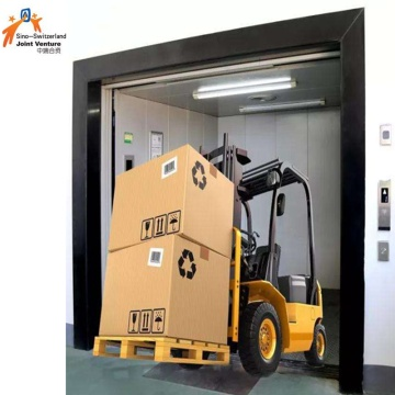 Super Capacity Extraordinary Strength Freight Elevator