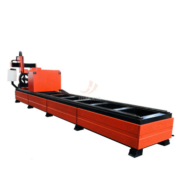 High definition cnc square tube plasma cutting machine laser