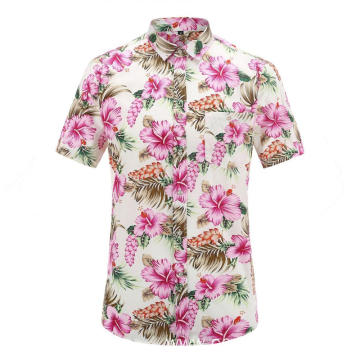printed shirts mens fashion