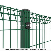 PVC Coated  Rolltop Fence /BRC Fence/Pool Fence