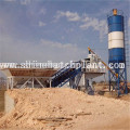 50 Mobile Concrete Mixer Plant