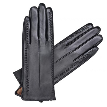 outseam handmade ethiopian sheepskin leather glove