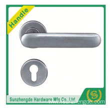 SZD SLH-047SS Hot sale Stainless steel solid door handles and locks in Dubai for metal doors