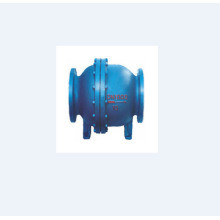 Double Ball Micro-resistance Ball Check Valve