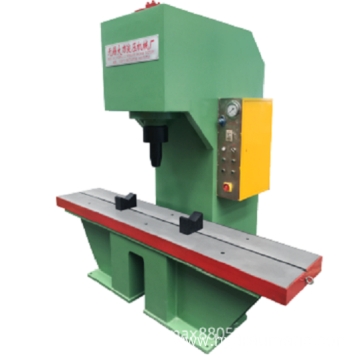 4T C-Type Hydraulic Straightener Press