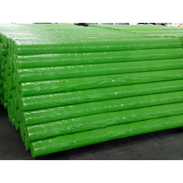 Green UV Coated PE Tarpaulin Rolls