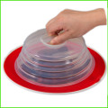 Good Seal Keep Fresh Silicone Pot Cover Lid