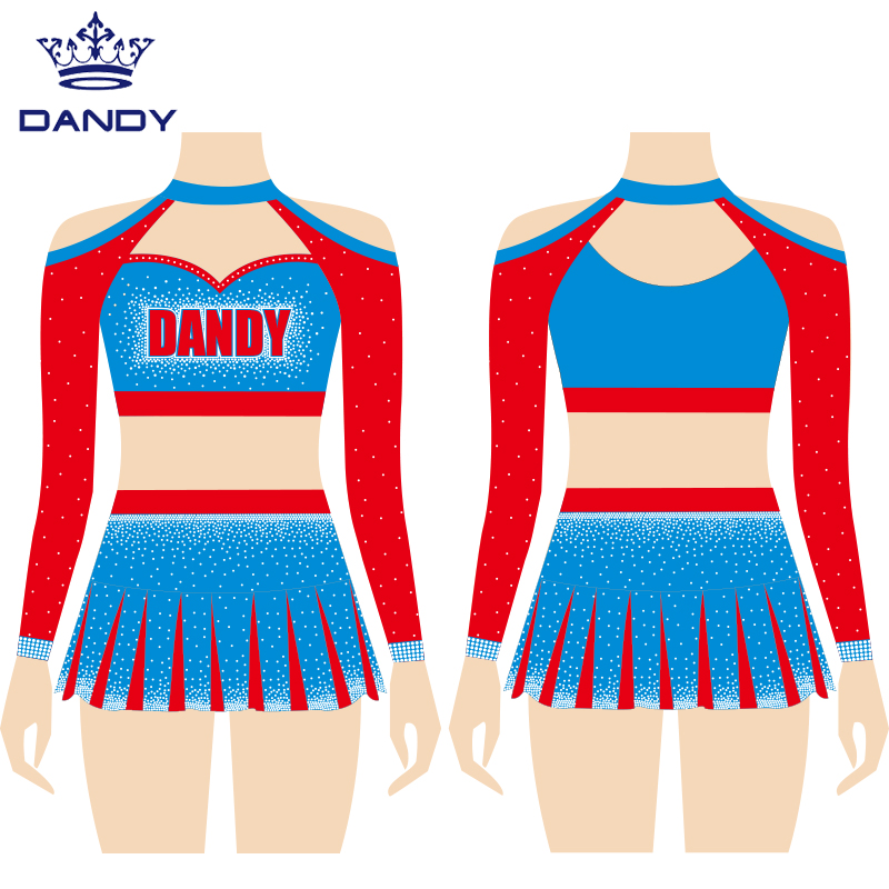 middle school cheerleading uniforms