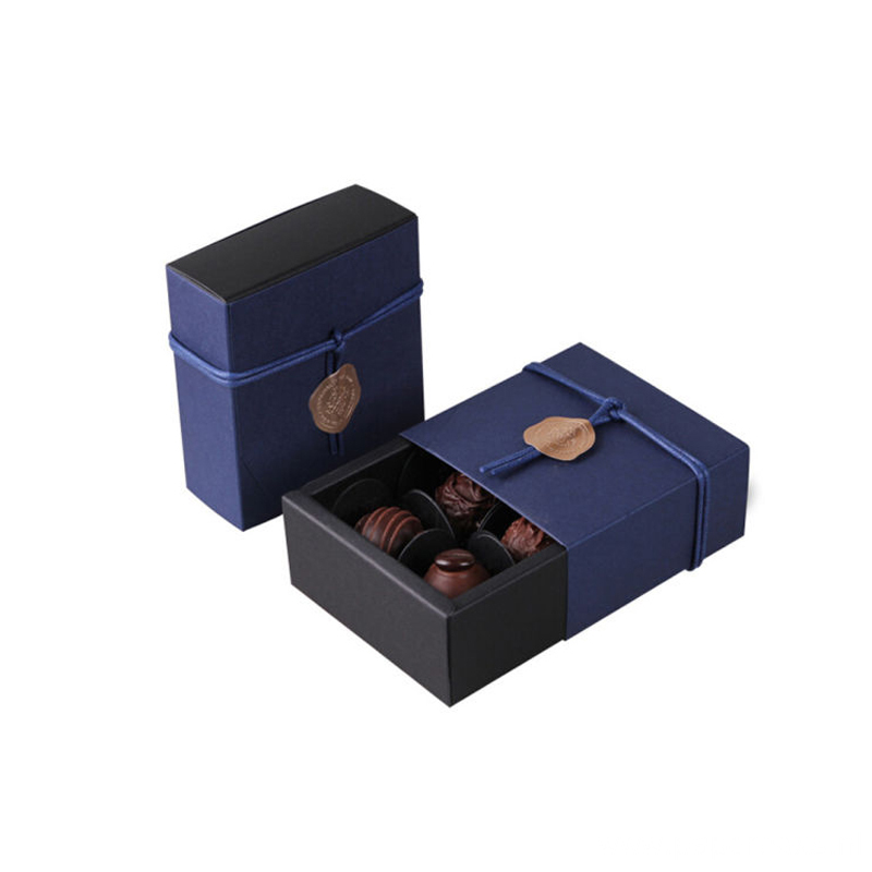Luxury Beautiful Design Custom Printed Chocolate Paper Box