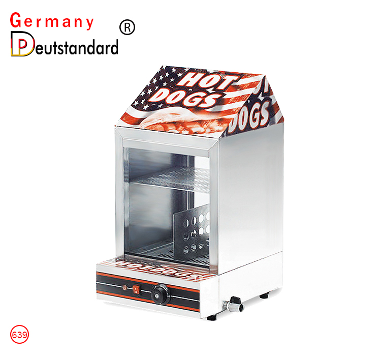 hot dog warmer machine
