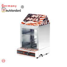 Hot Dog Steamer Commercial Electric Hotdog Machine