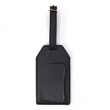 Different Color Leather Luggage Tag for Promotion