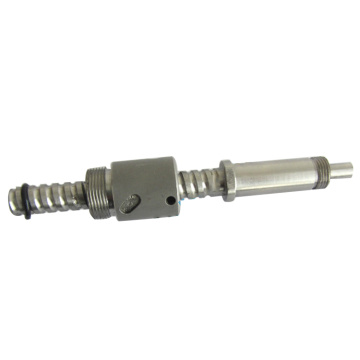 Diameter 10mm ball screw with bearing support