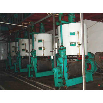 High Output Coconut Oil Extracting Machine