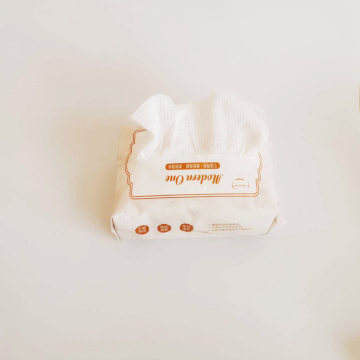 100% Dry Facial Wipes Skin Cleansing For Sale