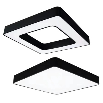 Modern Ceiling Square 18W Linear Light