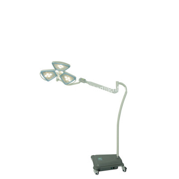 Mobile 3 petal led surgery light