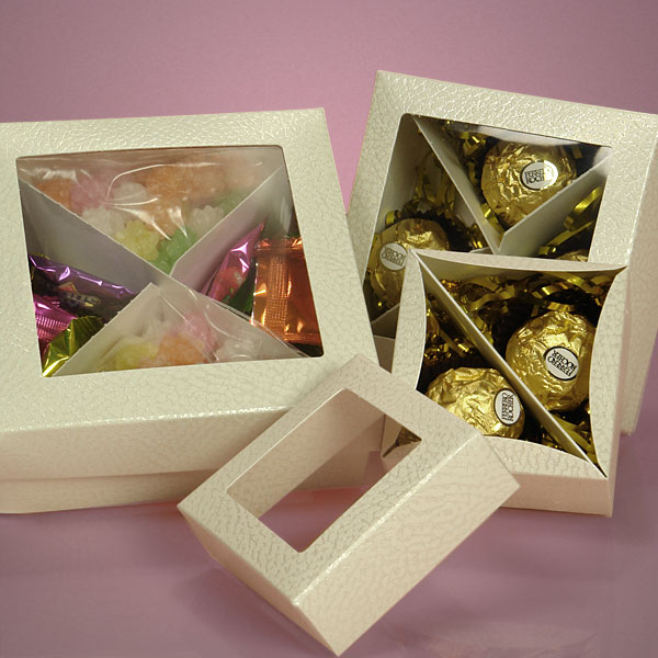 Luxury Wedding Candy Box Design