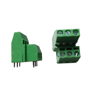 PCB Screw Terminal Block Pitch: konektor 5.0 / 5.08