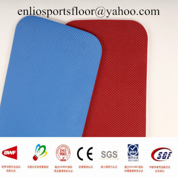 Weaving Pattern PVC table tennis court floor